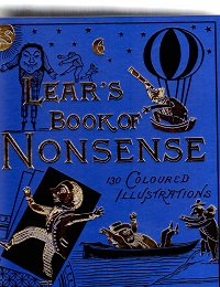Lear, Edward - A Book of Nonsense