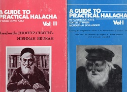 A Guide to practical Halach...